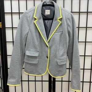 Gap Academy Blazer with Neon Piping